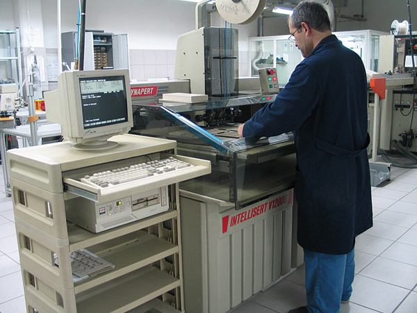 Axial Component Inserter