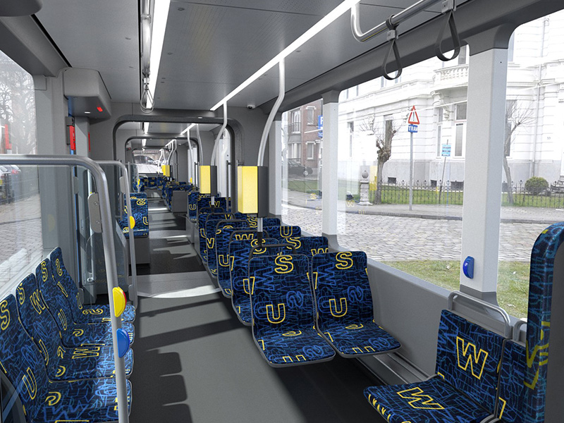 Siemens Mobility – Ulm Tram