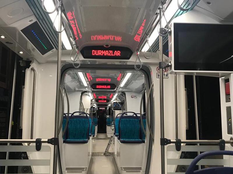 DURMAZLAR – E006 Eminonu – Alibeykoy Tram