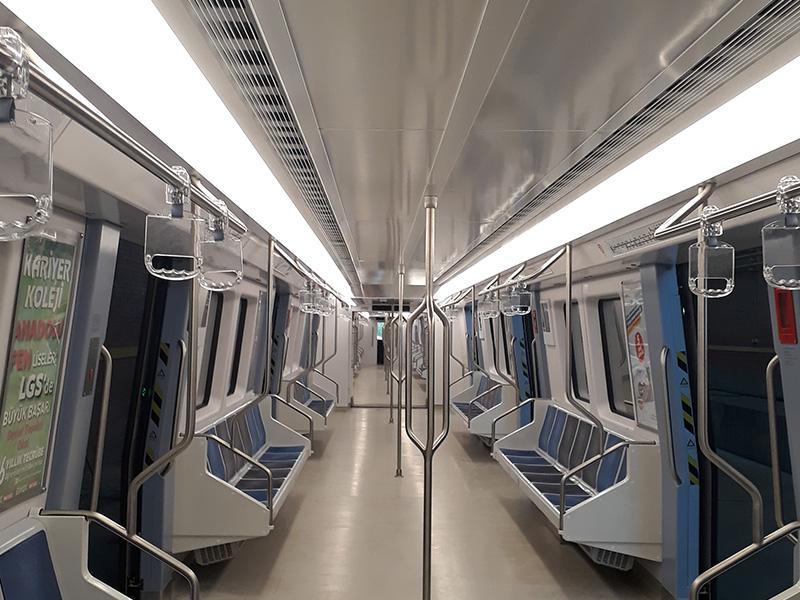 CRRC MNG – Ankara Metro