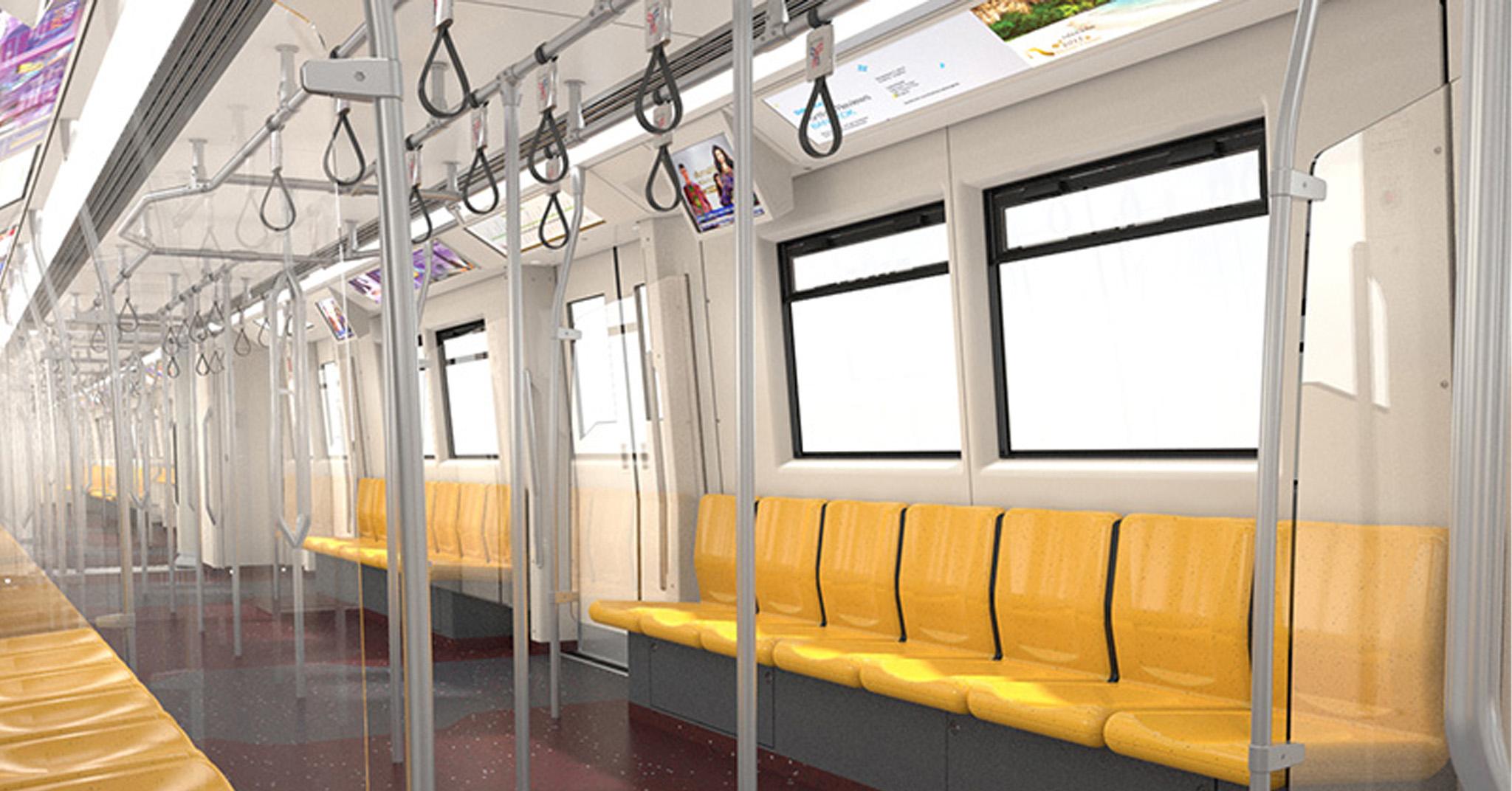 Bozankaya -  Bangkok Metro