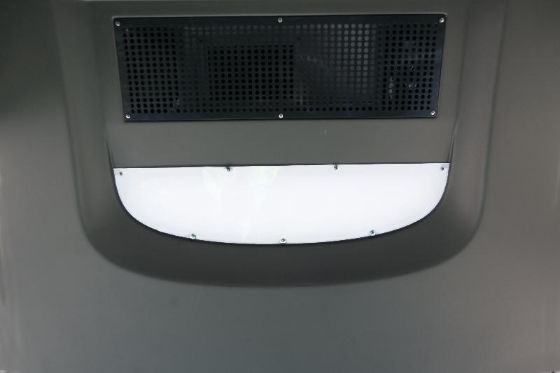 DRIVER CABIN LIGHTING